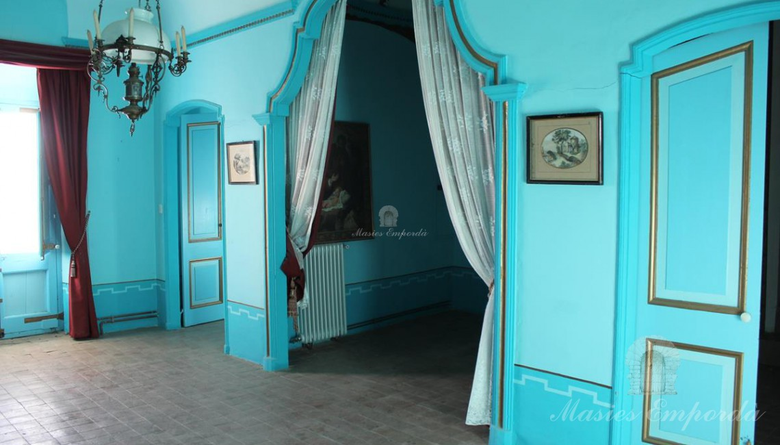 Some of the room of the house
