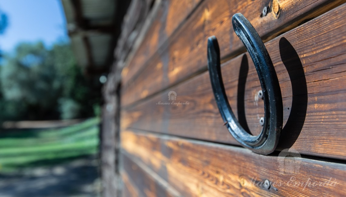 Stables detail