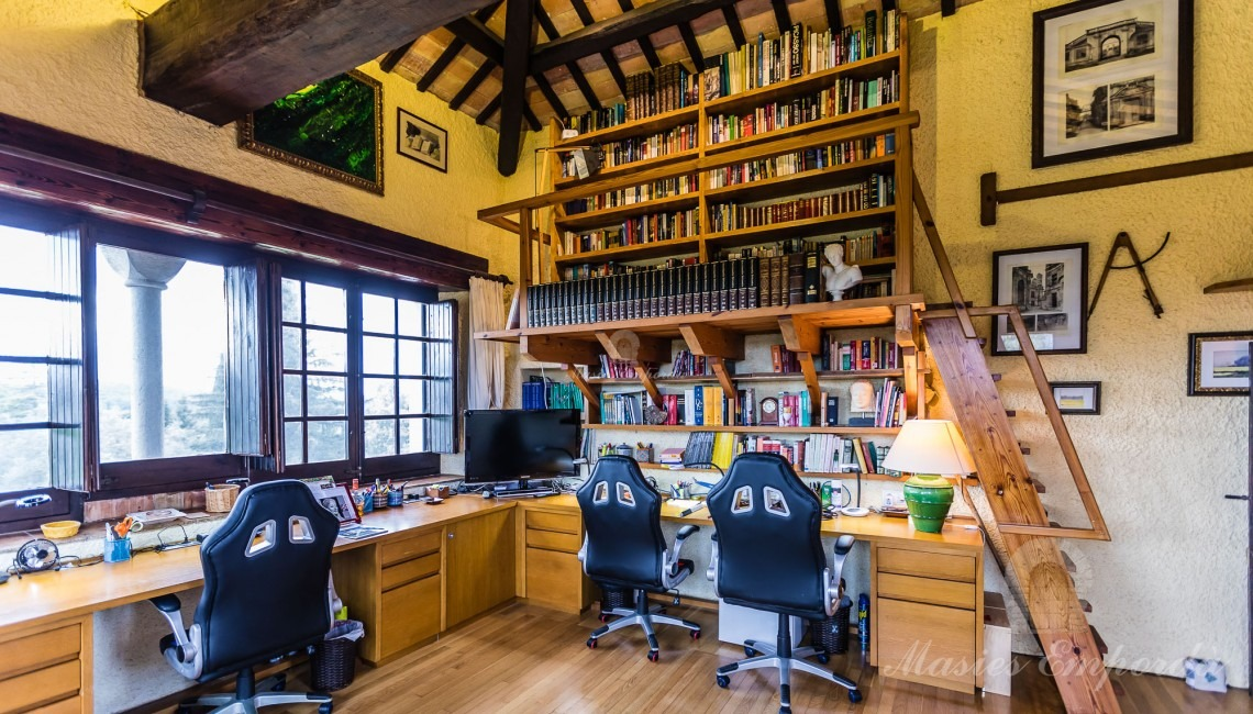 Library office