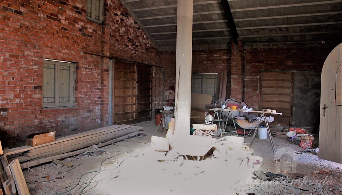 House awaiting completion of rehabilitation