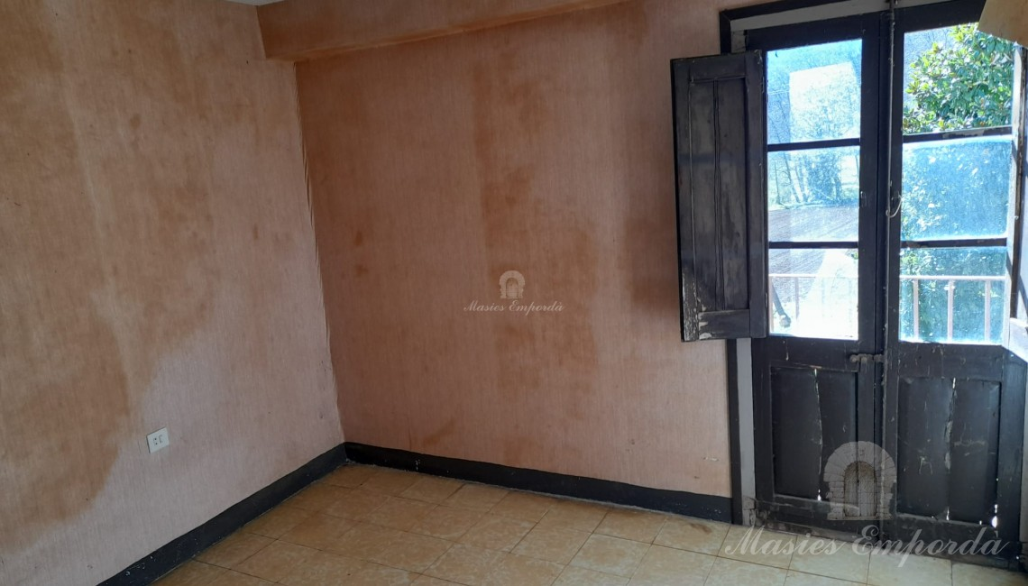 One of the rooms in the house