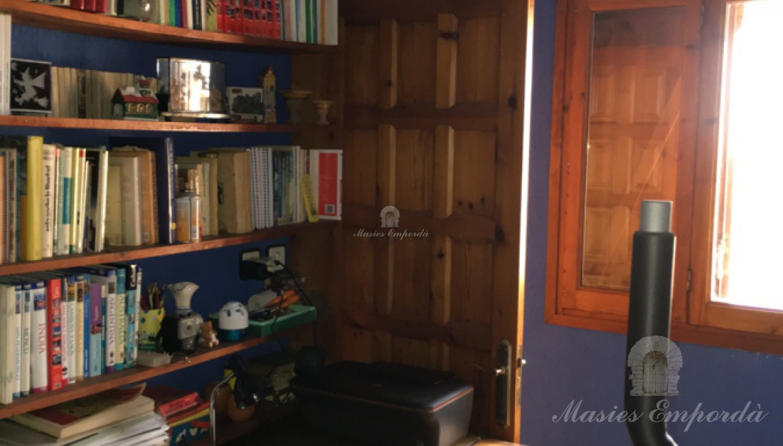 Dispatch of the attic of the house