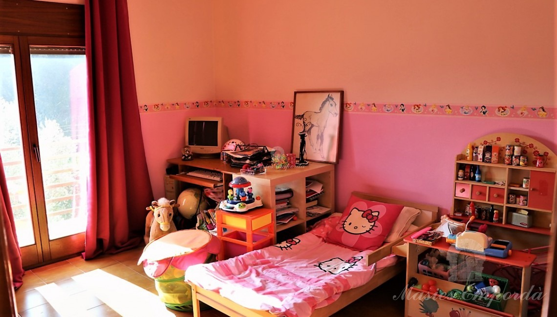 One of the rooms