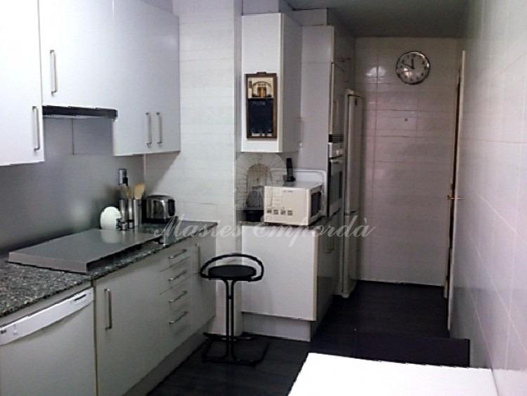 Vista de la cocina de la casa