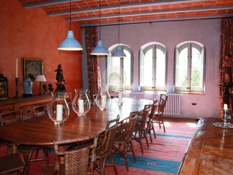 Salón comedor principal de la casa