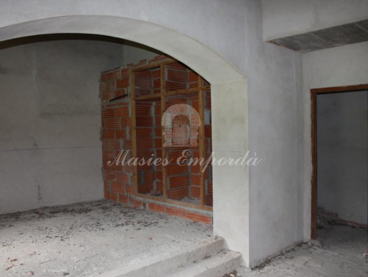 Interior of the house