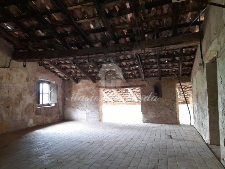 Second floor of the farmhouse