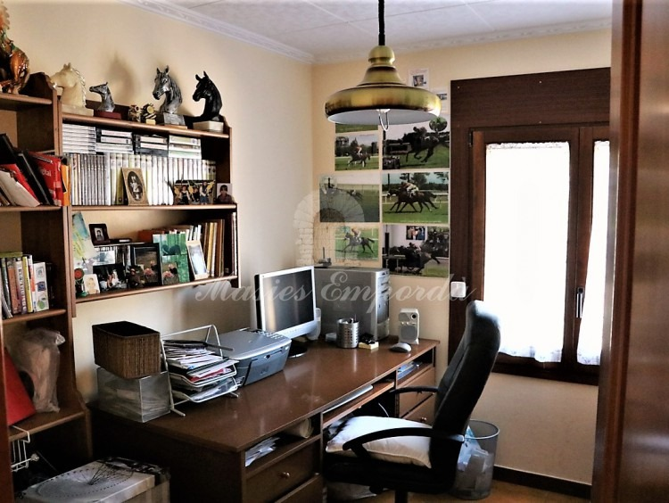 Room used as an office